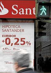 Santander, elegido «mejor banco del mundo« por la revista «Euromoney»