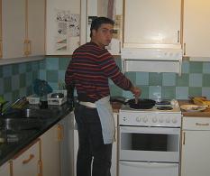 Ligan más en Alemania los hombres que saben cocinar