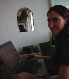 Yoaní, la blogera de la Generación Y