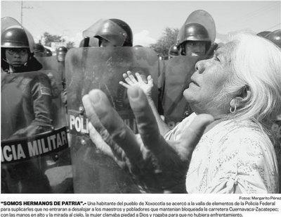 Octubre en Xoxocotla, una mirada a los derechos humanos e indígenas.