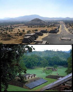 Investigadores de la UNAM relacionan Teotihuacán con Copán